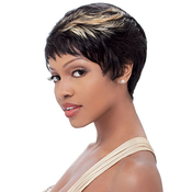 Human Hair Wig Sensationnel Premium Now Bump Easy 27
