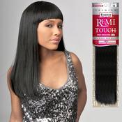 Human Hair Blend Weave Essence Remi Touch Yaki