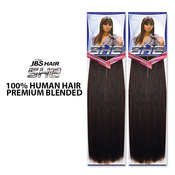 Human Hair Blend Weave JBS She Yaki