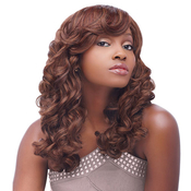 Human Hair Blend Weave Sensationnel Mixx Multi Curl New York