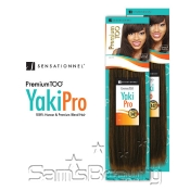 Human Hair Blend Weave Sensationnel Premium Too Yaki Pro