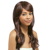 Human Hair Blend Wig Urban Beauty Georgia