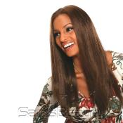 Remi Human Lace Front Wig Beverly Johnson Hope