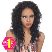 Human Hair Premium Mix Weave Outre Sol All 4 One Euro Deep 4Pcs