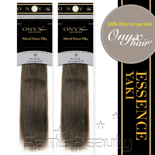 Black Diamond Onyx Essence Human Hair Weave Wet Wavy 94