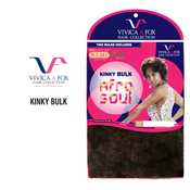 Human Hair Braids Vivica Fox Kinky Bulk