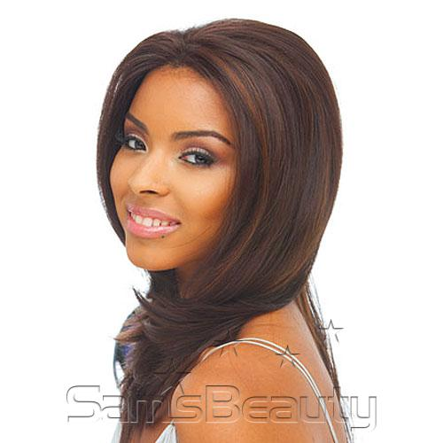 Synthetic Lace Front Rear Wig Hair Plus Angel Samsbeauty