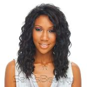Synthetic Lace Front AMP; Rear Wig Hair Plus Crystal