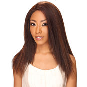 Hollywood Sis Synthetic Lace Front Wig Natural