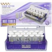 Hot Tools Hair Setter 20 Ribbed Rollers