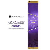Remi Human Hair Weave Sensationnel Goddess Limited Edition 14 18