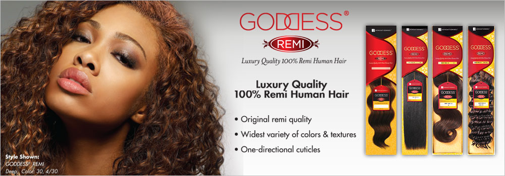 Remi human hair weave sensationnel original goddess yaki samsbeauty pmusecretfo Image collections