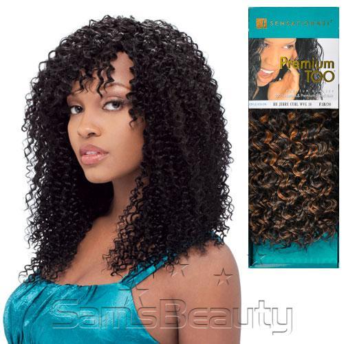 Human hair blend weave sensationnel premium too jerry curl human hair blend weave sensationnel premium too jerry curl samsbeauty pmusecretfo Images