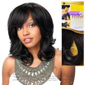 Human Hair Weave Sensationnel Start 2 Finish J Body Dual 810