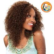 Indian Human Hair Weave Sensationnel Fire AMP; Water Ocean Splash