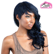 Hair Color Shown : BLUEBLK - SamsBeauty.com