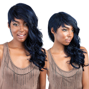 Hair Color Shown : BLUEBLK