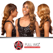 ISIS Red Carpet Synthetic Hair Wig RCP153 RihannaPunk