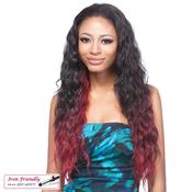 Synthetic Hair Half Wig Its A Wig Runaway Iron Friendly