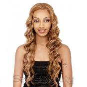 Synthetic Hair Half Wig Its A Wig Sasha Iron Friendly