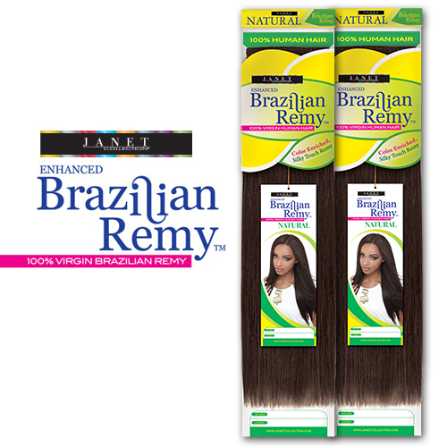 Brazilian Remy Janet Collection Janet Collection Virgin Remy