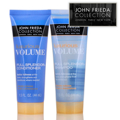 JOHN FRIEDA Luxurious Volume Full Splendor Shampoo and Conditioner 15oz
