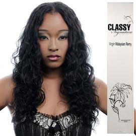 Virgin Malaysian Remi Human Hair Weave Cly Spanish Wave