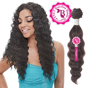 Janet Unprocessed Brazilian Virgin Remy Human Hair Weave Bombshell Natural Peruvian