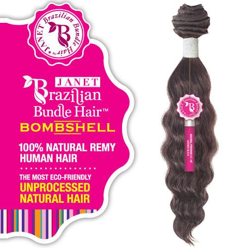 Janet unprocessed brazilian virgin remy human hair weave bombshell janet unprocessed brazilian virgin remy human hair weave bombshell natural peruvian pmusecretfo Images