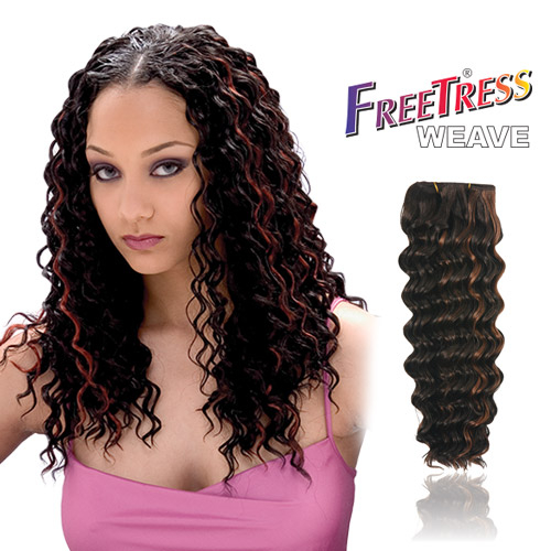 Synthetic hair weave freetress deep twist 14 samsbeauty hair color shown p1b530 pmusecretfo Image collections