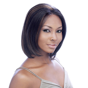 Human Lace Front Wig Its A Wig Topaz