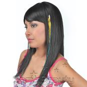 Lord AMP; Cliff Feather Princess Hair ExtensionChoose Your Color