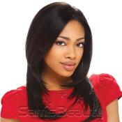 Sensationnel Human Lace Front Wig Ashley