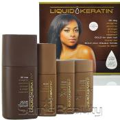 Liquid Keratin 30 Day Bold for Dark Hair Kit