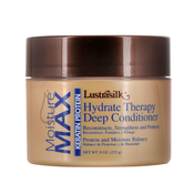 Lustrasilk Moisture Max Keratin Protein Hydrate Therapy Deep Conditioner 8oz