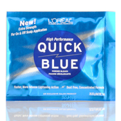 LOREAL Quick Blue  Power Bleach Packet 1oz