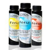 LOREAL Feria Professional MultiTone Hair Color
