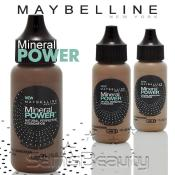 MAYBELLINE Mineral Power Natural perfecting Foundation with SPF 18