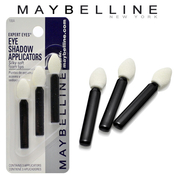 MAYBELLINE 3 Eye Shadow Applicators with Silkysoft Foam Tips