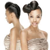 ModelModel Glance Synthetic Hair Dome Bun Top Hanna