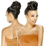 ModelModel Glance Synthetic Hair Dome Bun Top Juju