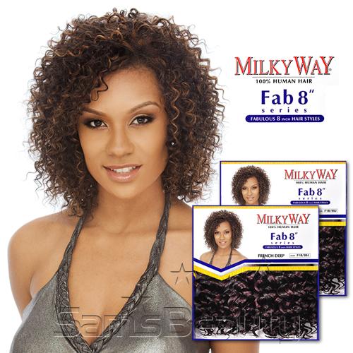 Milkyway human hair weave fabulous series french deep 8 samsbeauty pmusecretfo Gallery
