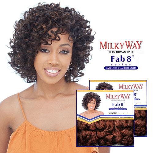 Swell Milkyway Human Hair Weave Fabulous Series Winfrie 8 Samsbeauty Hairstyles For Women Draintrainus
