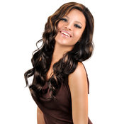 Synthetic Lace Front Wig New Born Free MLP06