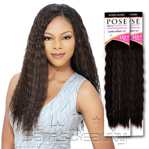 Model model pose human hair master mix weave super weave samsbeauty pmusecretfo Images
