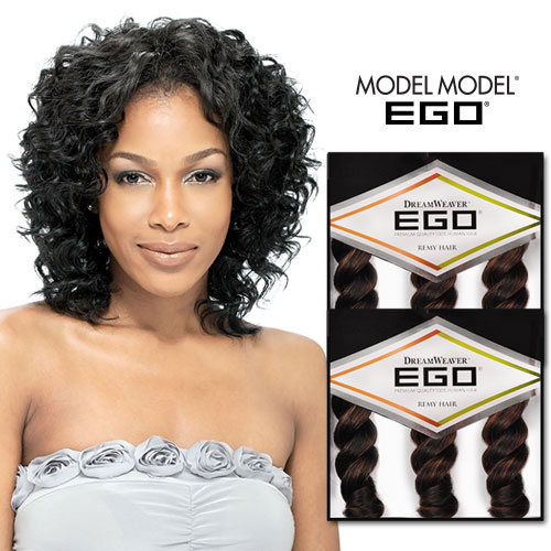 Model Model Ikon Hair Weave