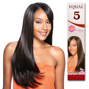 ModelModel Synthetic Hair Weave Equal 5 Elegant Layer 5Pcs