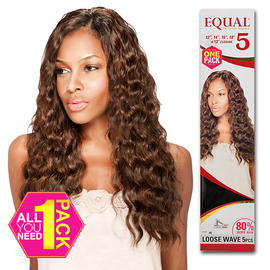 Modelmodel synthetic hair weave equal 5 loose wave 5pcs samsbeauty modelmodel synthetic hair weave equal 5 loose wave 5pcs pmusecretfo Image collections