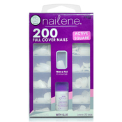 Nailene 200 Full Cover NailsActive Square