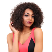 New Born Free Synthetic Hair Half Wig 4028 Hush